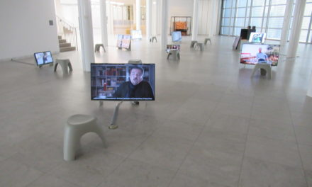 "Museum Abtei: Ausstellung ""Hiwa K All cities have destruction in common"" noch bis zum 9. Mai"