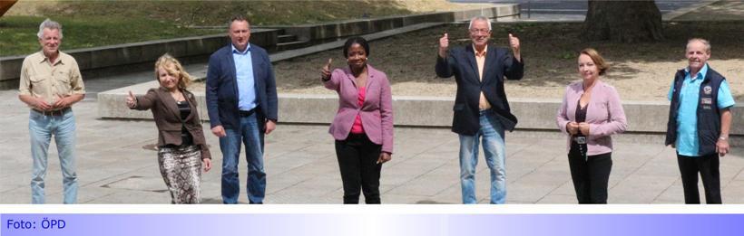ÖDP gründet Stadtverband in Mönchengladbach und will für den Stadtrat kandidieren • Franjo Schiller führt Liste zur Kommunalwahl an und kandidiert zum Oberbürgermeister