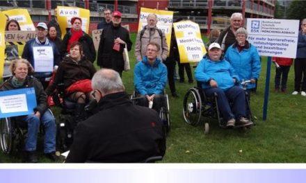 Behindertenverbände befürchten K.o. für den barrierefreien Wohnungsbau in NRW durch die geplante Änderung der Landesbauordnung von 2018