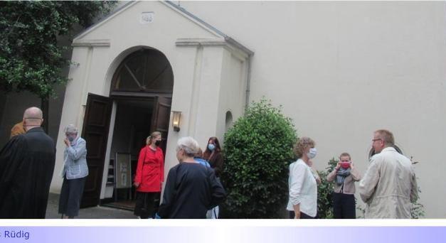 Die Mennoniten in Krefeld