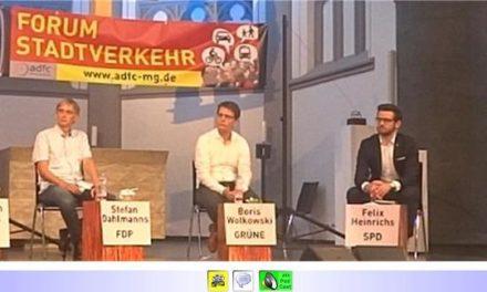 """Nahmobilität • Teil IX: ADFC-Forum Stadtverkehr – Das Vierte … Eine etwas ausführlichere """"Video-Nachlese"""""""