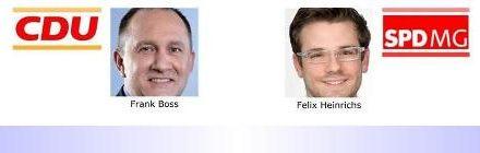 Vor der Stichwahl • Teil VI: ADFC-Forum Stadtverkehr #5 mit den Stichwahl-Kandidaten Heinrichs und Boss in der Citykirche • Eine videogestützte Nachlese mit vielen Aussage-Vergleichen