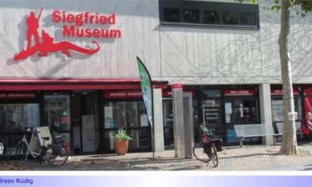 Das Siegfried-Museum in Xanten