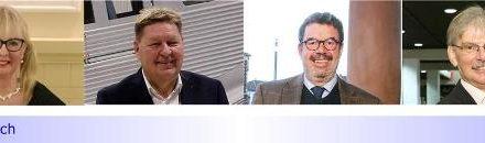 """Konstituierungen 2020 • Teil VII: Alle vier Bezirksvertretungen mit neuen Spitzen-Trios • Wie lange dauern """"Harmonien"""" an?"""