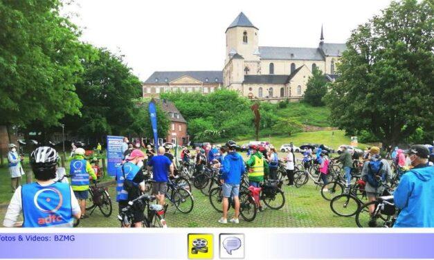 """Nahmobilität • Teil XVIII: Kundgebung und Demo von Fahrradfahrern weisen erneut auf Mängel an der Fahrrad-Infrastruktur hin • """"Ampel""""in der Pflicht, Versprechen einzulösen"""