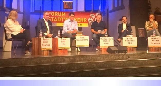 Personalien • Mark Nierwetberg: Vom ADFC-Moderator zum Projektleiter Strategieentwicklung bei OB Felix Heinrichs