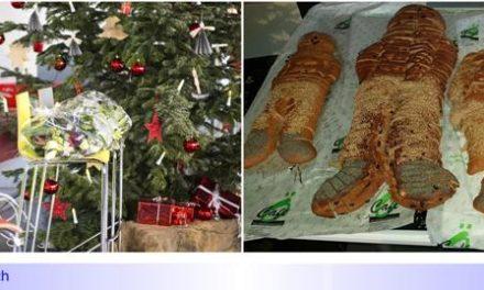 Weihnachtsfeier des ALZ für Bedürftige in der Villa Leisse mit mehr als 150 Menschen • Kostenlos ins Theater: Für 40 Erwerbslose jetzt möglich
