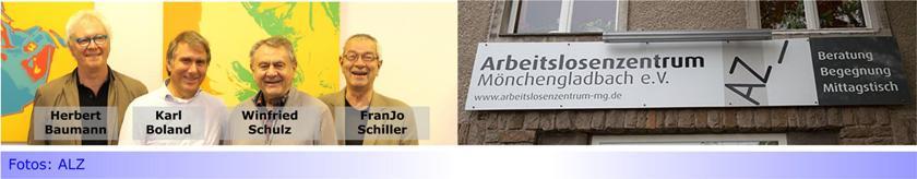 Das ALZ – ein unverzichtbares Zentrum • Mitgliederversammlung: Finanzsorgen, neue Mitarbeiter und Angebote