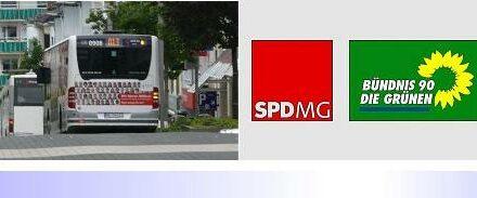Verkehr Hindenburgstraße • Teil XXXV: » Hindenburg;straße auch bergab wieder mit dem Bus erreichbar machen! « (Ampel)