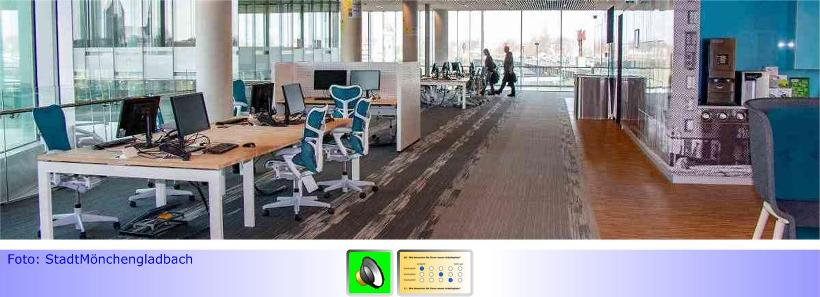 Rathaus-Neubau • Teil XIV: BZMG startet anonymisierte Umfrage zur Zentralisierung der Verwaltung EXKLUSIV für Mitarbeiterinnen und Mitarbeiter der Stadtverwaltung und der Beteiligungsunternehmen