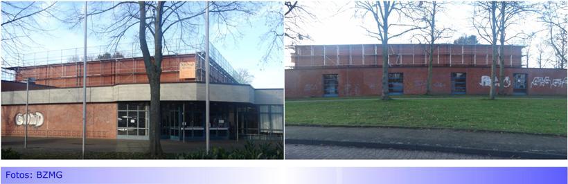 """Sporthalle Asternweg: Warten auf die Renovierung • Hajo Siemes (B90/Die Grünen): """"Unerträglicher Zustand"""""""
