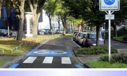"""Nahmobilität • Teil VIII: """"Blaue Route"""" – Anwohnerinitiative reicht Dokumente zu ihrer Petition vom 23. November an den Petitionausschuss des Landtages nach"""