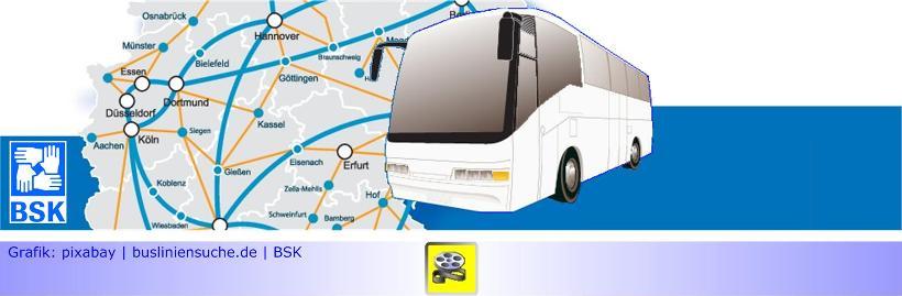 """BSK schließt Projekt """"Barrierefreie Fernlinienbusse"""" ab • Video und Abschlussbericht lässt Parallelen auch für den ÖPNV erkennen • BSK legt entsprechendes Projekt auf"""