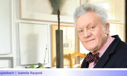 Ehemaliger Schul- und Kulturdezernent Dr. Busso Diekamp verstorben