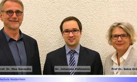 Doktorand der Hochschule Niederrhein untersucht regionale Verteilung chronischer Krankheiten