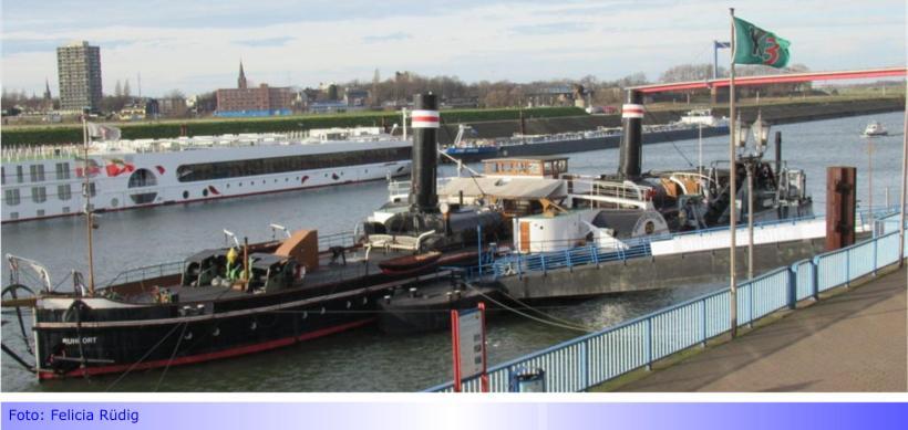 Ruhrort … Hafen & mehr
