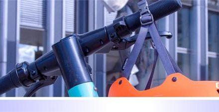 E-Roller jetzt auch in Mönchengladbach • Polizei gibt Hinweise