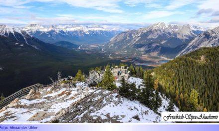 """13-tägige Studienreise der Friedrich-Spee-Akademie im Juli 2020: """"Faszination Kanada – Von Vancouver in die Rocky Mountains"""" • Nur noch wenige Plätze frei • Mitgliedschaft nicht erforderlich"""