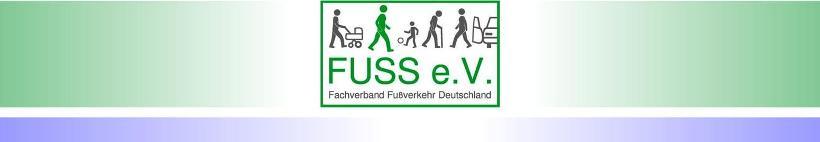 """Projekt """"Gut gehen lassen – Fünf Städte für besseren Fußverkehr"""" • FUSS e.V. wählt fünf Kommunen als Modellstädte aus"""