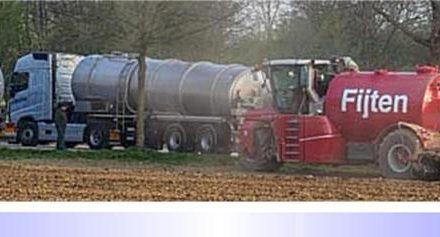"""Holländische Tanklastzüge liefern Gülle nach Schelsen • Abhilfe durch neue """"Gülle-Verordnung"""" von Bundeslandwirtschaftsministerin Julia Klöckner (CDU) kaum zu erwarten"""