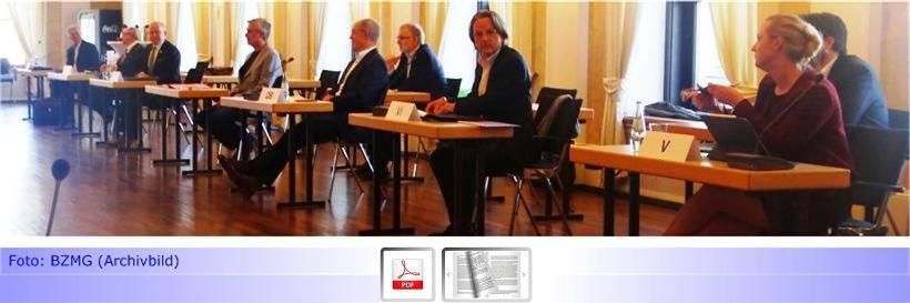 Doppelhaushalt 2021/2020: Hauptausschuss hat als Stadtrat über 10 Bürger-Einwendungen zu befinden • Verwaltung weist eine Einwendung grundsätzlich zurück