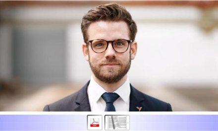 """Welche Schwerpunktthemen stehen auf der Agenda 2021 von OB Felix Heinrichs (SPD) und """"seiner"""" Verwaltung?"""