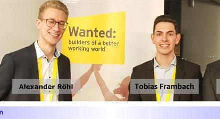 Studierende der Hochschule Niederrhein siegen bei Tax Challenge 2019