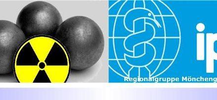 Der Atomwaffenverbotsvertrag: Die IPPNW feiert mit den Mönchengladbacher Bürgerinnen und Bürgern
