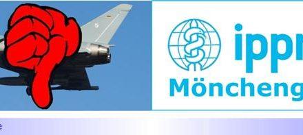 """""""Eurofighter und F/A-18-Kampfflugzeuge als künftige Trägersysteme für die US-Atomwaffen verheerendes Signal gegen nukleare Abrüstung"""" • Gülistan Yüksel und Dr. Günter Krings antworteten"""