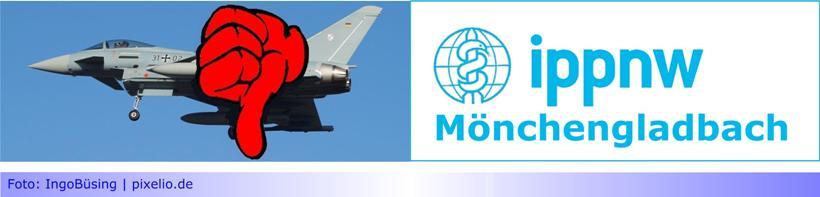 """""""Eurofighter und F/A-18-Kampfflugzeuge als künftige Trägersysteme für die US-Atomwaffen verheerendes Signal gegen nukleare Abrüstung"""" • IPPNW bittet regionale Bundestagsabgeordnete um persönliche Meinungen"""