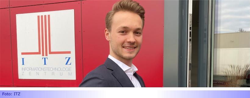 21-jähriger Dual-Student übernimmt Geschäftsführung beim IT-Spezialisten ITZ Rhein/Maas GmbH aus Mönchengladbach
