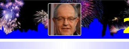 Grußwort von Oberbürgermeister Hans Wilhelm Reiners zum Jahreswechsel