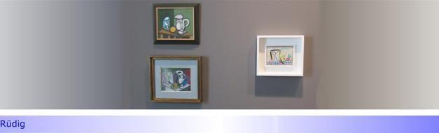 Pablo Picasso im K20