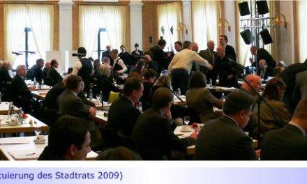 """Konstituierungen 2020 • Teil II: Nichts ohne Postendiskussionen und nichts zum """"Null-Tarif"""""""