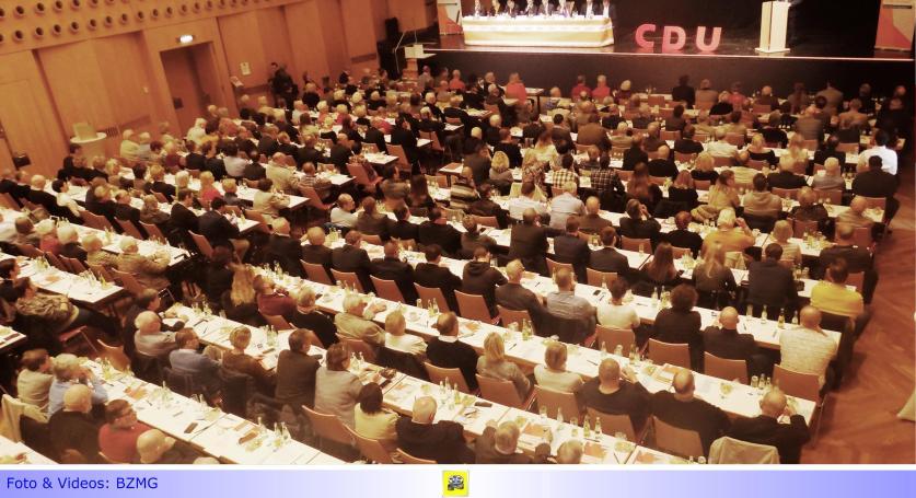 Frank Boss mit 18 Stimmen Differenz zum CDU-Kandidaten für den Posten des Hauptverwaltungsbeamten im kommenden September gewählt