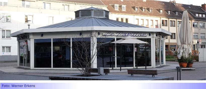 """""""Öffentliche Toiletten"""" nach wie vor Stiefkinder in Mönchengladbach • Keine öffentliche Toilette im neuen ZOB • DIE LINKE nimmt nicht nutzbare Toilette am Odenkirchener Markt in den Fokus"""