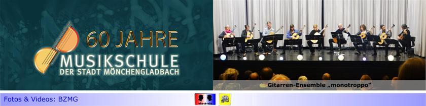 """Geschützt: Gitarren-Ensemble der Musikschule begeistert sachkundiges Publikum • Leiterin Angelika Ertner im BZMG-Vis-á-vis-Interview u.a. über die """"professionellen Amateure"""""""