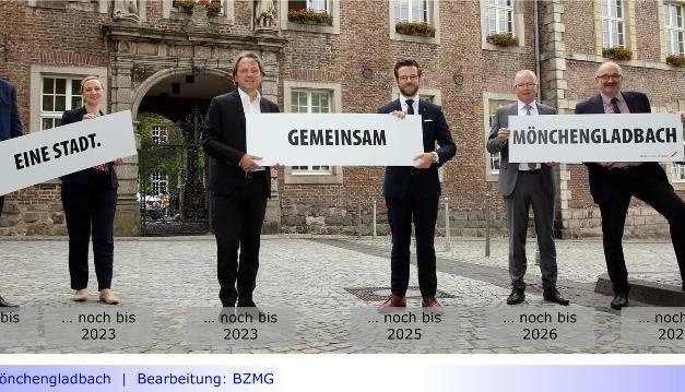 """Verwaltung bringt neue städtische Gesamtstrategie in den Rat ein • Wie stellt sich die Stadtverwaltung die Herausforderungen der Zukunft vor? • Wie soll aus """"mg+ – Wachsende Stadt"""" """"Eine Stadt. Gemeinsam Mönchengladbach"""" werden?"""