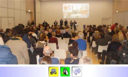 """Rathaus-Neubau • Teil V: Antworten auf Bürgerfragen nur vertröstend und unkonkret? • Detaillierte """"Audio-Rückschau"""" auf den 30. Januar 2020"""