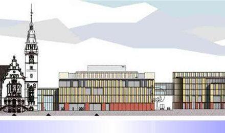 Rathaus-Neubau • Teil I:  Was geht das den Bürger an? • Schönrechnung?