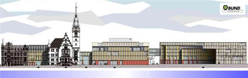 Rathaus-Neubau: Was geht das den Bürger an? • Schönrechnung?