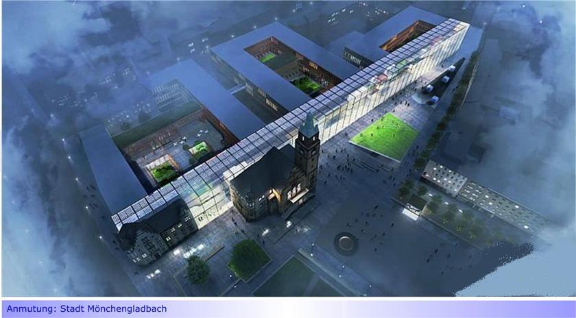 Stadt stellt Siegerentwurf für neues Rathaus am 30. Januar im Ernst-Christoffel-Haus vor