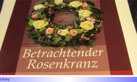 Rosenkranz-Buch aus dem B. Kühlen-Verlag