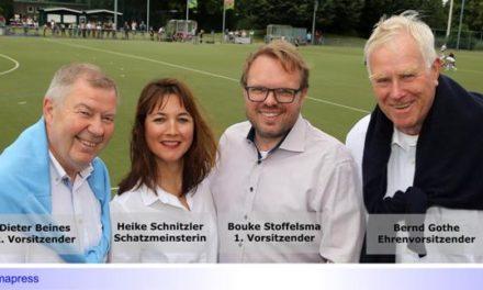 Rheydter Hockey Club und Rheydter Spielverein Hockey und Tennis fusionieren