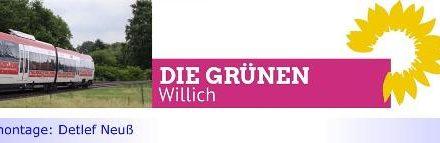 S28 • Teil XVIII: Willicher GRÜNE befürchten Aus für die Verlängerung der S28 über Willich nach Viersen
