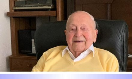 FDP-Ehrenvorsitzender Hans Segschneider feiert <br>100. Geburtstag