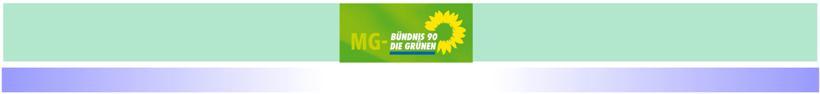Mönchengladbacher Grüne heute zur Wahlkampfhilfe nach Sachsen aufgebrochen