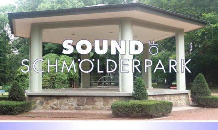 Sound of Schmölderpark am Samstag, 7. September ab 16:30 Uhr • Abwechslungsreiches Programm aus Jazz, Pop, Beat und Rock'n Roll