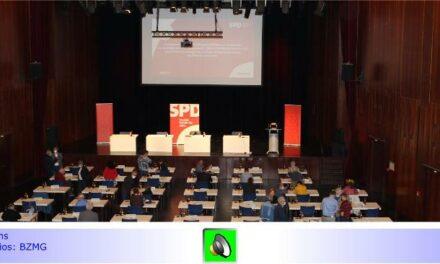 Landtagswahl 2022 • SPD nominiert Josephine Gauselmann und Michael Roth • Gülistan Yüksel wirbt um Unterstützung in ihrem Bundestagswahlkampf