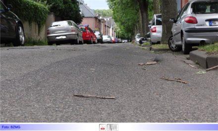 """Färberstraße • Teil III: UPDATE • Planen um des Bauens willen? • Wollen die Verkehrsplaner Politiker auf Kosten der Anwohner """"vorführen""""? • Anwohner lehnen Sanierungsplanung ab"""
